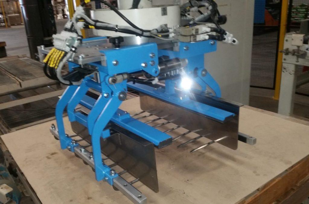 Autronics robot tool refurbish