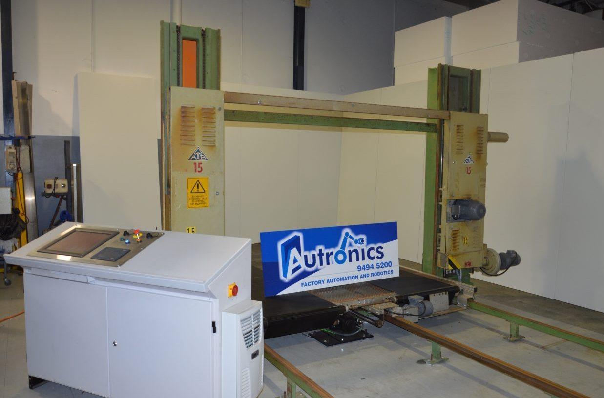Autronics Baumer rebuild CNC Foam Cutting