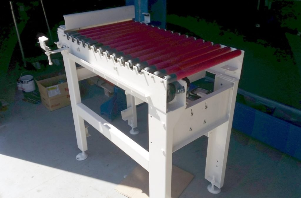 autronics conveyor refurbishment