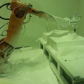 machining automated