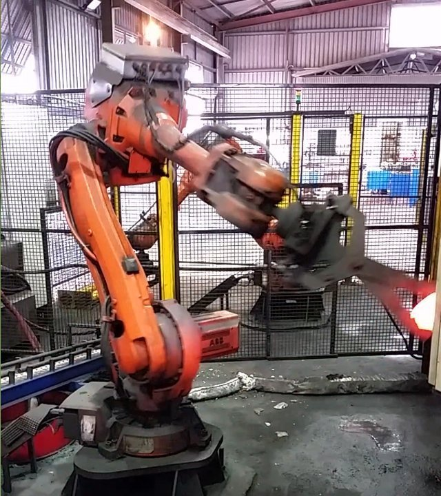 press-tending-automation