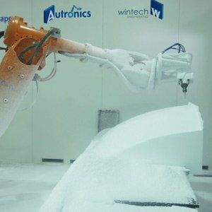 Autronics Robotic Foam Machining