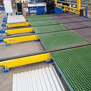 Side Shift Conveyor System