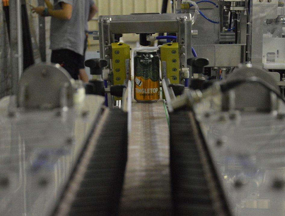 stainless steel conveyor belt eye level